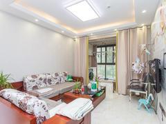 万业湖墅金典 2室2厅1厨1卫 82.0m² 精致装修二手房效果图