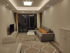 K2荔枝湾 3室2厅84m²普通装修二手房效果图