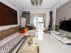 宝业城市绿苑东区 3室2厅1厨1卫 124.83m² 精致装修二手房效果图