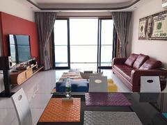 半岛城邦二期 高层全海景3房,家私家电全齐,拎包入住租房效果图