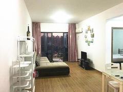 阳基春天里 2室2厅1厨1卫 80.0m² 整租租房效果图