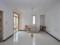 新海家园B区 1.户型简介:正规三房,客厅带阳台朝南