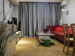 深圳湾科技生态园 2室2厅83.6m²整租租房效果图