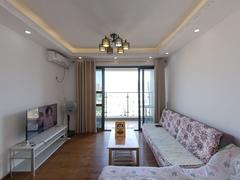 双子座 3室2厅71m²整租租房效果图