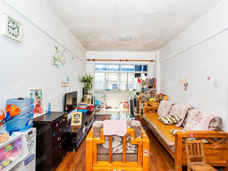 滢水山庄一区 梅林关民乐站满五两房 看花园安静住家舒适