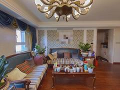 朗诗国际 4室2厅177m²精装修二手房效果图