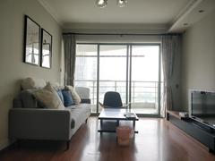 漾日湾畔 精装3房,高层视野好,看房随时租房效果图