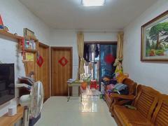 中珠上郡一期 2室2厅62m²精装修二手房效果图