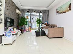 世茂江滨花园碧景湾 2室2厅87.77m²精装修二手房效果图