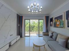 凯茵新城雅湖居 3室2厅100.46m²精装修二手房效果图