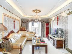 中海怡瑞山居 3室2厅98.77m²精装修二手房效果图