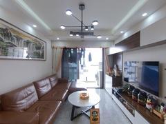 坤祥花语馨 出售82.78平三房两厅带精装5号线水径地铁二手房效果图