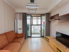 九龙仓繁华里 3室2厅1厨1卫 98.0m² 精致装修二手房效果图