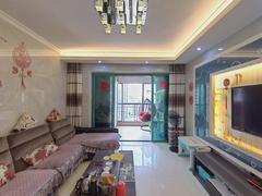 凤山水岸花园 2室2厅94.06m²精装修二手房效果图