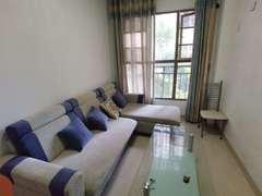 龙光城南区一期一组团 2室1厅1厨1卫 43.0m² 整租租房效果图