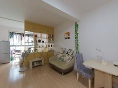 蓝鼎滨湖假日翰林园 2室1厅1厨1卫 64.0m² 满五年二手房效果图