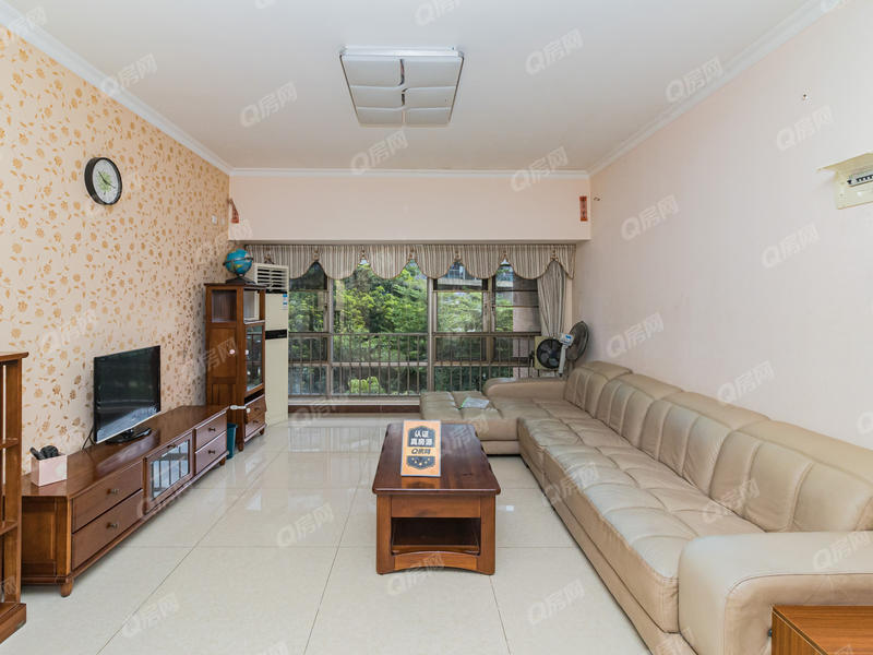 招商观园 2室1厅1厨1卫 53.26m² 精致装修