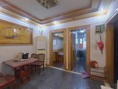 建国南苑 2室1厅66.62m²整租租房效果图