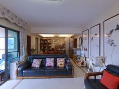 万科清林径 精装四房 赠送25平米,客厅大二手房效果图