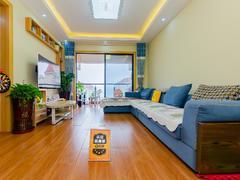 聚泰启程 3室2厅1厨1卫 91.76m² 整租租房效果图