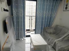 修邦凯旋城北区 2室1厅1厨1卫 42.09m² 整租租房效果图