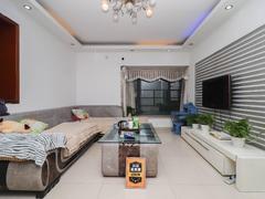 东方明珠城 4室2厅106.36m²整租租房效果图