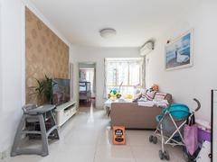 金色都汇 2室2厅1厨1卫 69.15m² 整租租房效果图