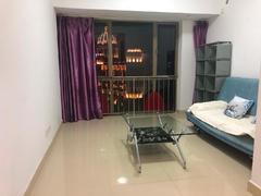 龙光城南区一期一组团 1室1厅1厨1卫 40.0m² 整租租房效果图