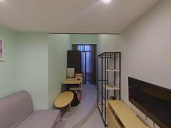 怡泰大厦 1室1厅33.58m²精装修二手房效果图