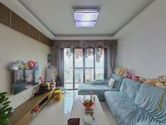 坤祥花语岸 4室2厅88.38m²满五年二手房效果图