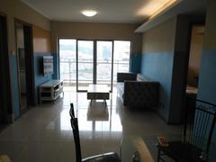 佳兆业大都汇 2室1厅1厨1卫 82.9m² 整租租房效果图