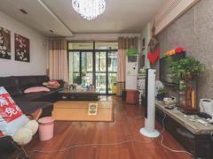 国际花都玫瑰苑 3室2厅1厨2卫 123.7m² 精致装修二手房效果图