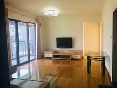 中海康城国际 3室2厅89.6m²整租租房效果图