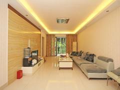 中信左岸 3室2厅1厨2卫 108.0m² 整租租房效果图