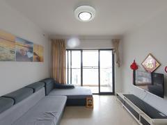 东方明珠城 2室2厅70.13m²整租 带家私电器租房效果图