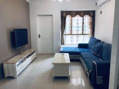 金色都汇 2室2厅69.98m²整租租房效果图
