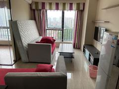万达广场 2室1厅1厨1卫 63.0m² 整租租房效果图
