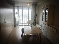 深圳湾科技生态园 2室1厅83m²整租租房效果图