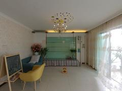 鸿翔花园 3室2厅1厨1卫 114.0m² 精致装修二手房效果图