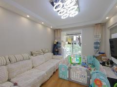 阿卡迪亚五区 2室2厅1厨1卫 89.5m² 精致装修二手房效果图
