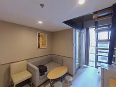 怡泰大厦 1室1厅37.42m²整租租房效果图