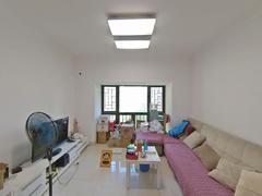 中海塞纳时光 3室2厅89m²整租租房效果图