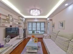 中海塞纳时光 3室2厅89.3m²满五年二手房效果图
