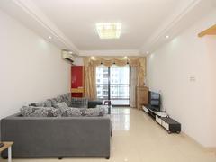 中信左岸 3室2厅1厨1卫 93.0m² 整租租房效果图