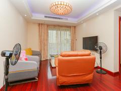 金色黎明 3室2厅1厨1卫 89.0m² 精致装修二手房效果图