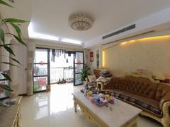 华业玫瑰郡 5室2厅128.66m²普通装修二手房效果图