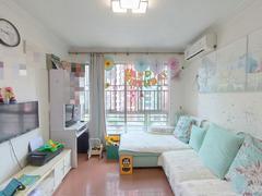 龙珠花园(龙岗) 布吉枢纽站 2室2厅70.89m²满五年二手房效果图
