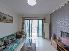 中天国际花园 中天国际花园,一克拉公寓 2室2厅94m²精装修二手房效果图