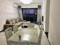 健康花城二期三期 3室2厅1厨1卫 103.0m² 整租 豪华装修租房效果图