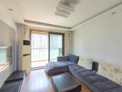 湖畔天城 2室2厅1厨1卫 93.43m² 满五年二手房效果图
